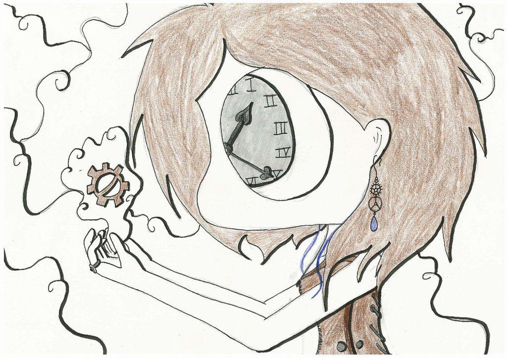 illustration steampunk
